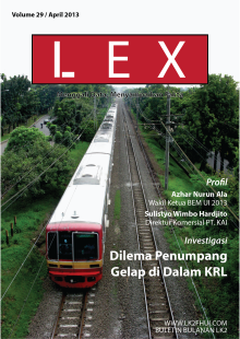 Cover LEX April 2013